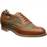 Bodmin II two-tone brogues