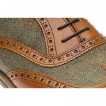 Herring Bodmin II two-tone brogues