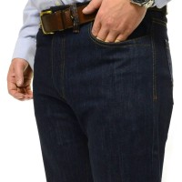 herring katana denim jeans in dark indigo