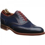 Herring Hathaway two-tone brogues