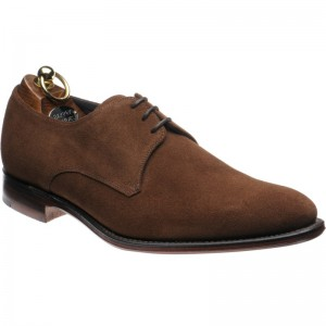 Herring Chalcombe in Brown suede