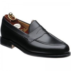 herring riverford in black calf