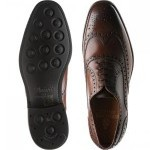Roborough (rubber) rubber-soled brogues