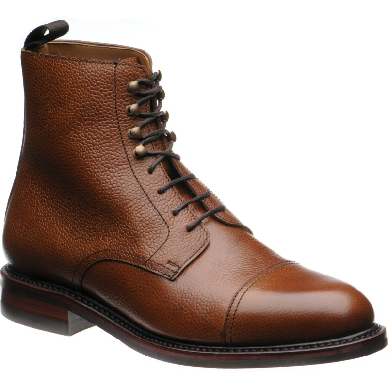 Herring Teignmouth rubber-soled boots