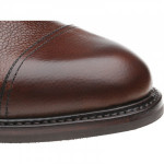 Teignmouth rubber-soled boots