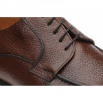 Tiverton  rubber-soled Derby shoes