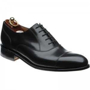 Herring Leeds in Black Calf