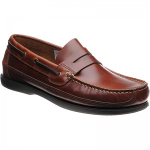 Salcombe rubber-soled deck shoes