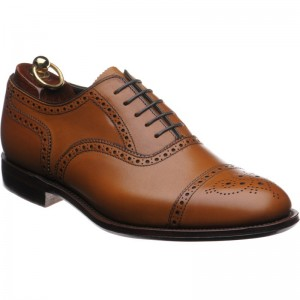Hampstead semi-brogues