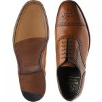 Herring Hampstead semi-brogues