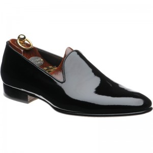 Herring Isernia in Black Patent