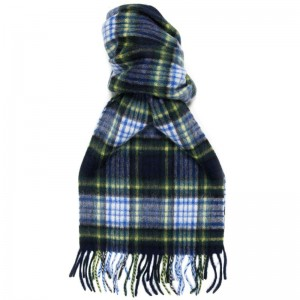 Herring Dress Gordon Tartan Scarf in Dress