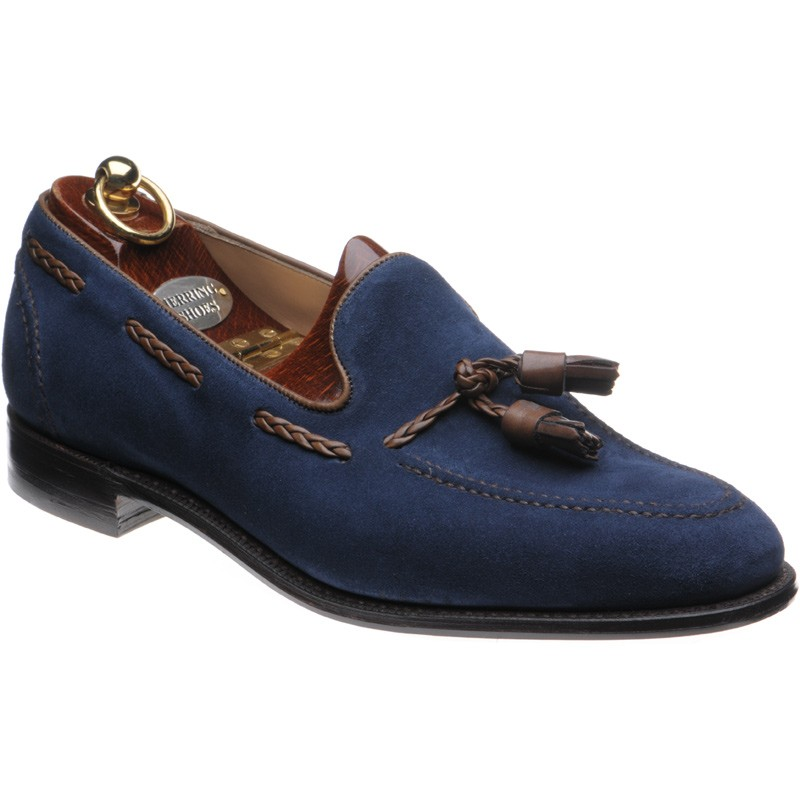 Herring Matisse tasselled loafers