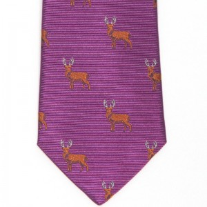 Stag Tie (7797 211)