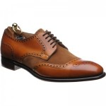 Herring Montreal two-tone brogues