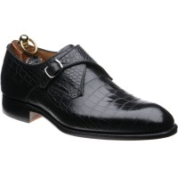 herring salobrena in black croc
