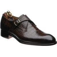 herring salobrena in brown croc