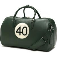 Herring Heritage Racing Green Bag in British Racing Green