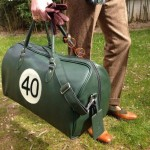 Herring Heritage Racing Green Bag