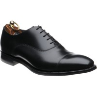 herring churchill ii rubber in black calf