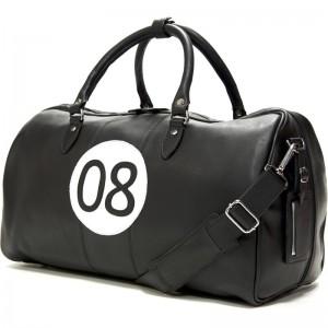 Herring Heritage Racing Black Bag in Black
