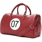 Heritage Racing Red Bag