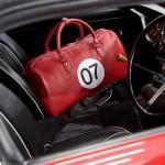Herring Heritage Racing Red Bag