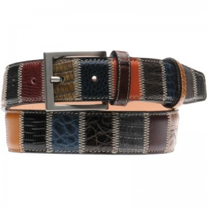 Charles Belt 35mm in Bright Brown