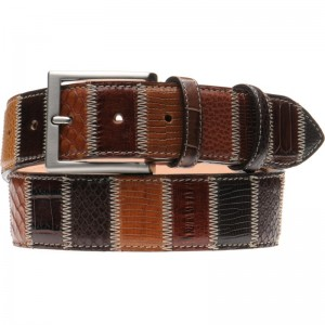 Charles Belt 40mm in Mid Brown