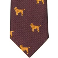 Golden Retriever Tie (7797 255)