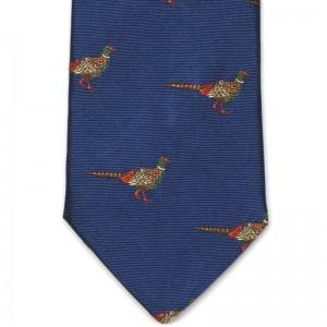 Pheasant Tie (7797 261) in Blue (2)