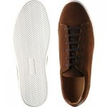 Strike rubber-soled trainers