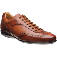 herring silverstone ii in tan calf