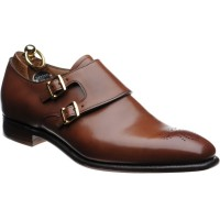 Herring Blair II double monk shoes