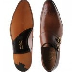 Blair II double monk shoes