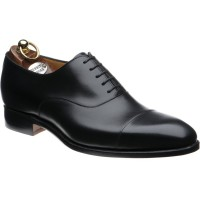 herring dickens in black calf