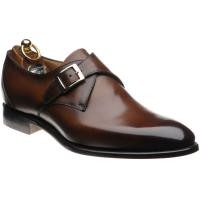 herring byron in tobacco calf