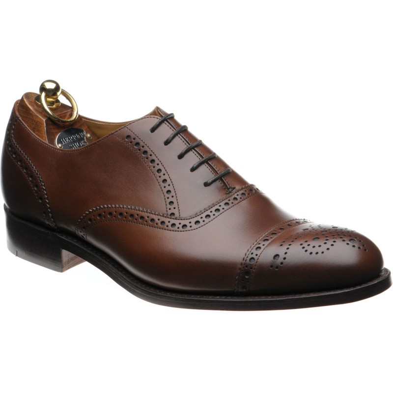 Lambeth semi-brogues