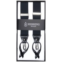 herring plain 11771 braces in black
