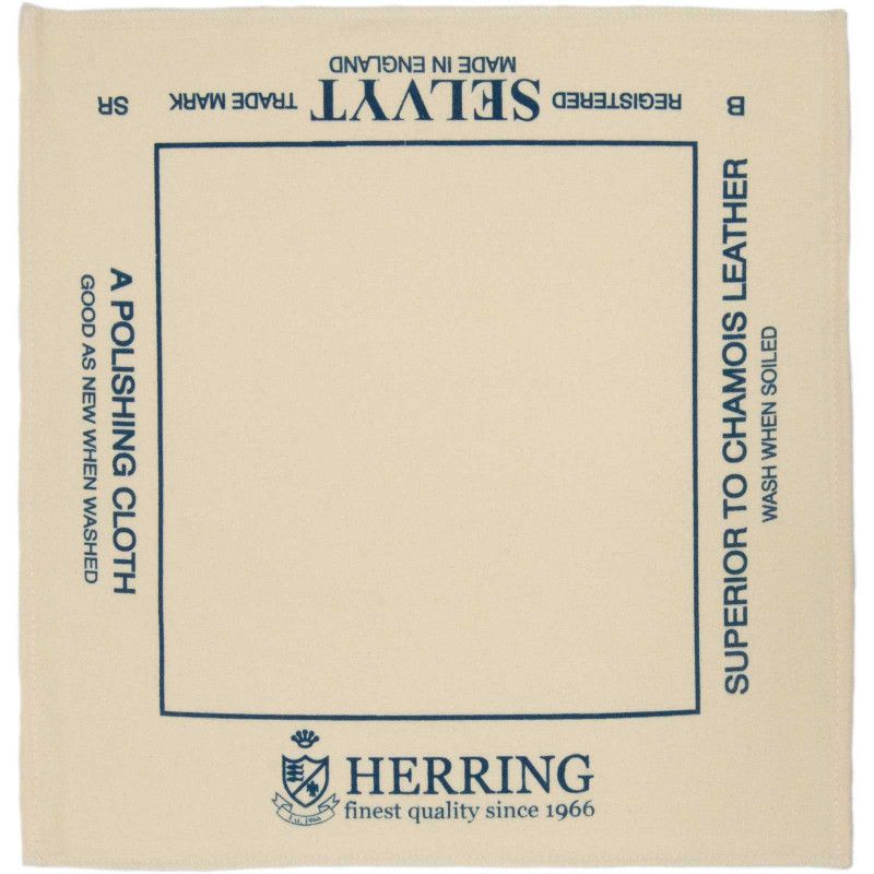 Herring Selvyt premium polishing cloth (35 x 35)