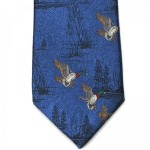 Herring Duck and Grouse Tie (7797 317)