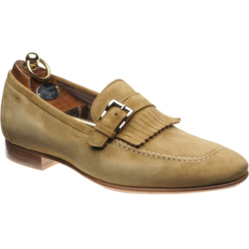 Lisbon rubber-soled loafers