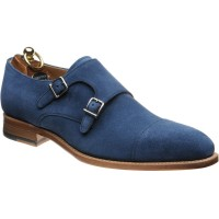 Herring Ickford double monk shoes