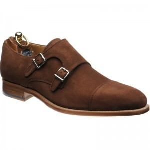 Ickford in Snuff Suede