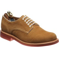 Herring Johnstone rubber-soled Derby shoes