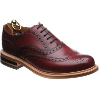 Jersey brogues