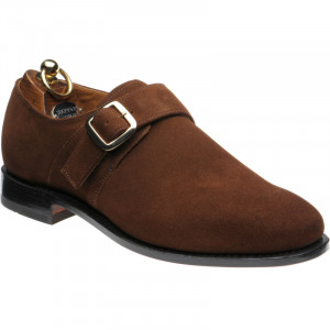 Cardiff II in Brown Suede