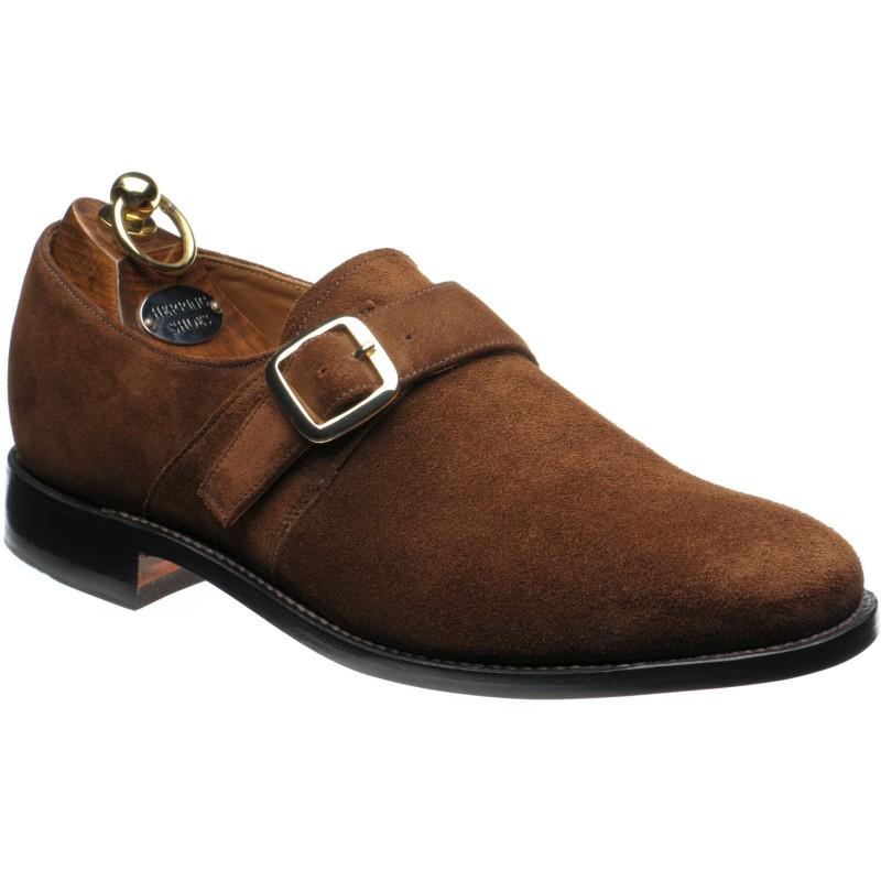 Cardiff II monk shoes