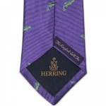 Leaping Salmon Tie (7797 79)
