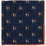 Foxhound Pocket Square (71476)